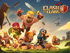 Clash of Clans splash