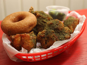 Federal Donuts platter