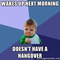 Prevent A Hangover