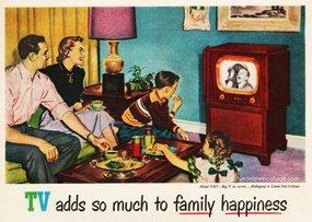 Adjust TV viewing habits