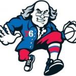 Sixers Ben Franklin Logo